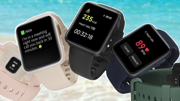 Xiaomi Mi Watch Lite tanıtıldı! İşte özellikleri