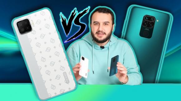 Oppo A73 vs Redmi Note 9 karşılaştırması