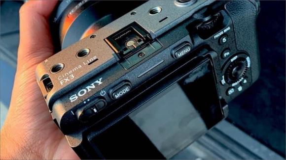 Sony FX3'te yeni sızıntılar ortaya çıktı