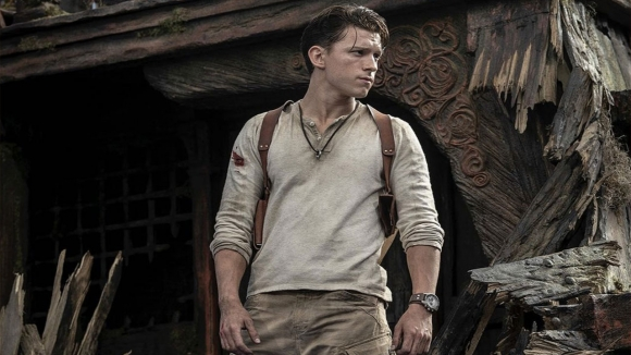Tom Holland Uncharted'daki performansından endişeli