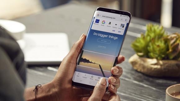 Samsung İnternet tarayıcısına izleme koruması geldi