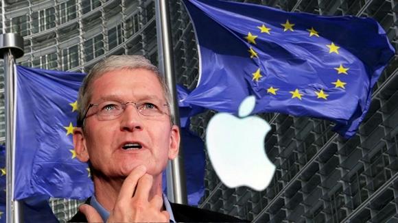 Avrupa Birliği, Apple'ı suçlu buldu