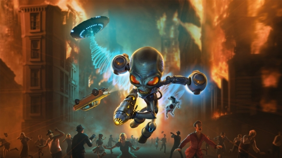 Destroy All Humans yakında Nintendo Switch'e geliyor